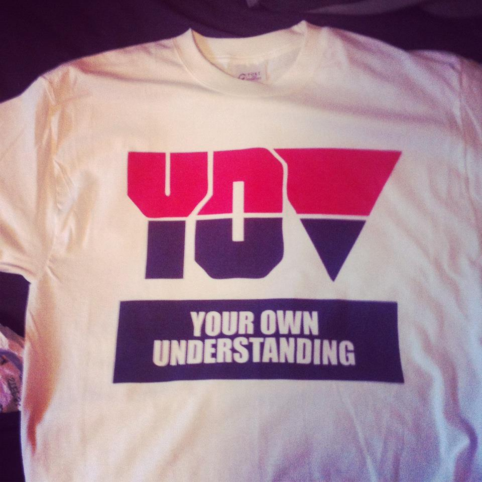 Your Own Understanding.