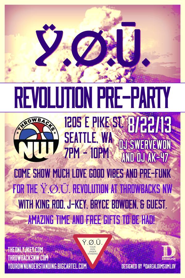 The Y.O.U. Revolution